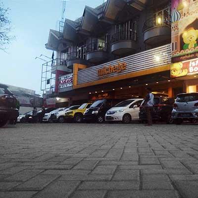 Paving Block Michelle Bakery Bogor 2